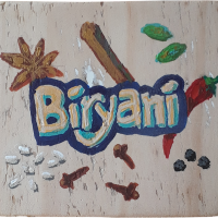 fridge_magnet_peepletree_art_gallery_house_decors_sadashivanagar_bangalore_Bengaluru_BIRYANI_acrylic_on_wood_20210119_134726.png