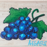 fridge_magnet_peepletree_art_gallery_house_decors_sadashivanagar_bangalore_Bengaluru_BLUE_GRAPES_acrylic_on_wood_20210120_133657.png